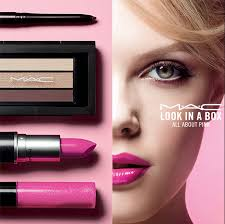 mac look in a box all about pink