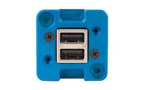TA102 Series <b>Dual USB Charging</b> Port | True Blue Power®