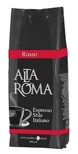 <b>Зерновой кофе Alta Roma</b> Rosso 1 кг купить - Цена в Москве от ...