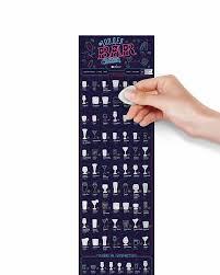 <b>Скретч</b> постер #100 дел Bar edition купить в Самаре