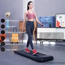 Urevo U1 <b>Fitness Walking Machine Ultra</b> Thin Smart Treadmill ...