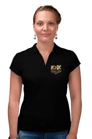<b>Рубашка Поло</b> AC/<b>DC</b> #1911017 за 1 352 руб. в Москве - купить ...