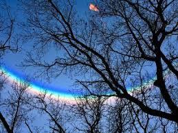 I saw an upside-<b>down rainbow</b>. What is it? | Earth | EarthSky
