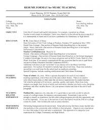 music resume sample how to write a musical theater resume music music teacher resume format music teacher resume samples music music teacher resume example sample elementary music