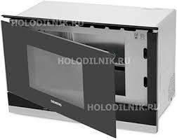 Встраиваемая <b>микроволновая печь</b> СВЧ <b>Siemens BF</b> 634 LG S1 ...