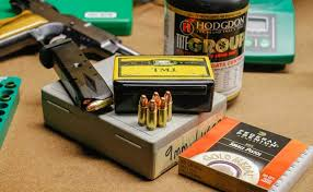 Loving Your <b>Luger</b>: Reloading the 9mm <b>Luger</b> | Gun Digest