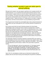 Related searches for persuasive essay animal testing locPersuasive Essay Against Animal TePersuasive Articles on Animal TestingAnimal Experimentation