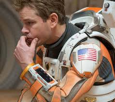 Image result for matt damon martian