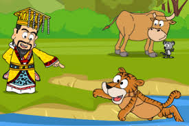 The great race | LearnEnglish Kids | British Council