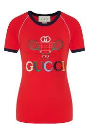 <b>Футболки</b> и поло <b>Gucci</b> | <b>Gucci</b> купить в интернет-магазине Aizel.ru