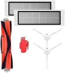 MEGICOT <b>6</b> Pcs Replacement kit for <b>XIAOMI</b> Mijia Roborock <b>s50</b> s51 ...