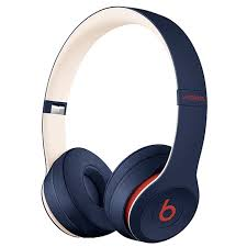 Купить <b>Наушники</b> Bluetooth <b>Beats Solo3 Wireless</b> Club Navy ...