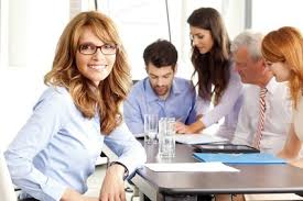Office Manager Job Description Office Manager in Meeting