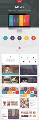 ppt templates for simple modern powerpoint presentations mevo ppt presentation template