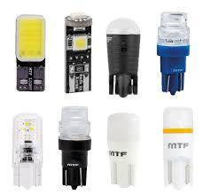 Светодиодные <b>лампы</b> габаритного и салонного света <b>MTF Light</b>