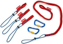 <b>Набор для фиксации</b> инструмента, включающий стропу, три ...