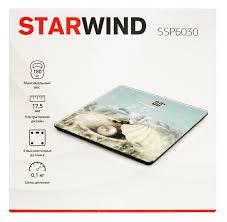 <b>Весы</b> электронные <b>STARWIND SSP6030</b>