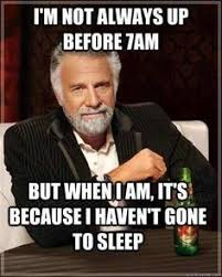 Sleep Deprived on Pinterest   Night Shift, Sleep Deprivation and ... via Relatably.com