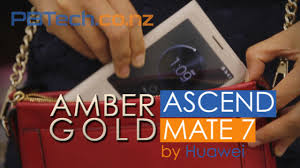 Buy the Huawei MATE 7 AMBER GOLD 4G/Lte 6 inch,3GB RAM ...