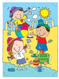 Resultado de imagen de dibujos de verano para infantil