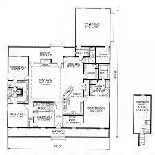 Big Country   Bedrooms and   Baths   The House DesignersFloor Plan