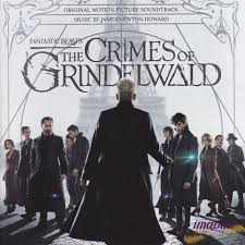 Купить lp <b>Fantastic Beasts</b>: The Crimes of Grindelwald <b>Ost</b> ...