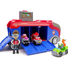 <b>Genuine Paw Patrol Dog</b> Sliding Team Big Truck Toy Music ...