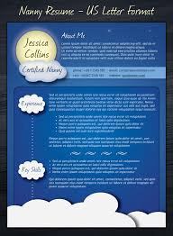 example resume nanny nanny  tomorrowworld conanny cv nanny sample resume templates   example resume nanny