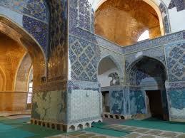 Bildergebnis für blaue Moschee Tabriz