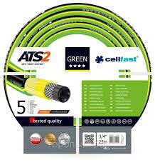 <b>Шланг садовый</b> Cellfast <b>Green ATS2</b> для полива диаметр 3/4 ...