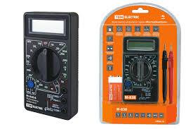 "<b>Мультиметр цифровой</b> серия ""МастерЭлектрик"" М-838 <b>TDM</b> ..."