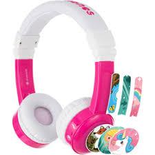 <b>Гарнитура BuddyPhones Connect Foldable</b> Pink