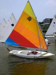 Image result for one man small sailboat