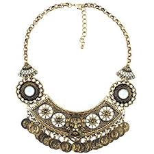 Buy Super Drool <b>Ethnic Lion</b> Necklace at Amazon.in
