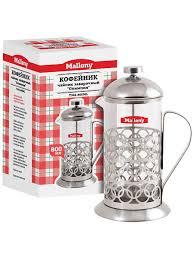 <b>Чайник</b>/кофейник (кофе-пресс) 800 мл Mallony 5975818 в ...