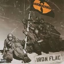 <b>Iron</b> Flag (Vinyl) | <b>Wu tang clan</b>, Wu tang, Album covers
