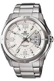 Мужские кварцевые наручные <b>часы Casio EF</b>-<b>129D</b>-<b>7A коллекции</b> ...