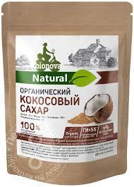 Купить <b>Сахар</b> Bionova <b>Органический кокосовый</b> 200г с доставкой ...
