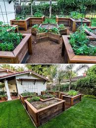 Small Picture Raised Bed Garden Designs Markcastroco