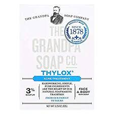 Grandpas Thylox Acne Treatment Soap 3.25 oz : Bath ... - Amazon.com