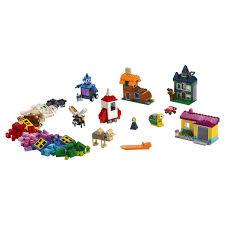 <b>Конструктор Lego Classic Набор</b> для творчества с окнами 11004 ...