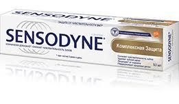 Каталог продуктов - Sensodyne