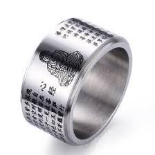 rings good luck UK