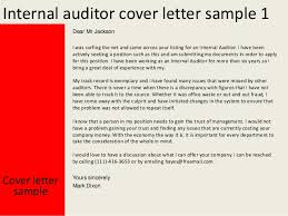 internal auditor cover letter   internal auditor cover letter sample