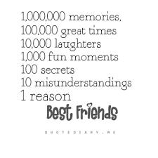 Corny Best Friend Quotes. QuotesGram via Relatably.com
