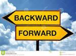Images & Illustrations of backward and forward