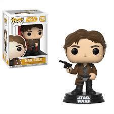 <b>Funko Pop</b>! Movies: Star Wars - <b>Han Solo</b> | The Entertainer