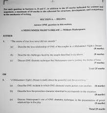 csec cxc exam past papers  more for cxc english literature past paper questions