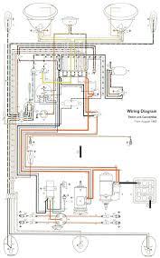 type 1 wiring diagrams pix th shoptalkforums com 1960 1961 wiring diagrams image