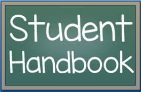 Image result for student handbook